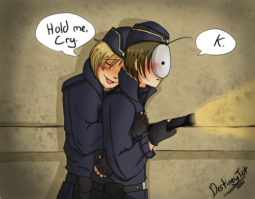 Coming soon! Cry x Pewdie fanfic by ammysommy on DeviantArt