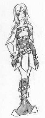 Mercenary or Ninja