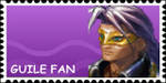 Chrono Cross Guile Stamp by GMustang94