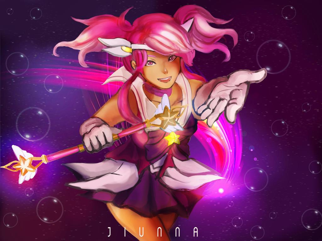 Star Guardian Lux by Jiunna