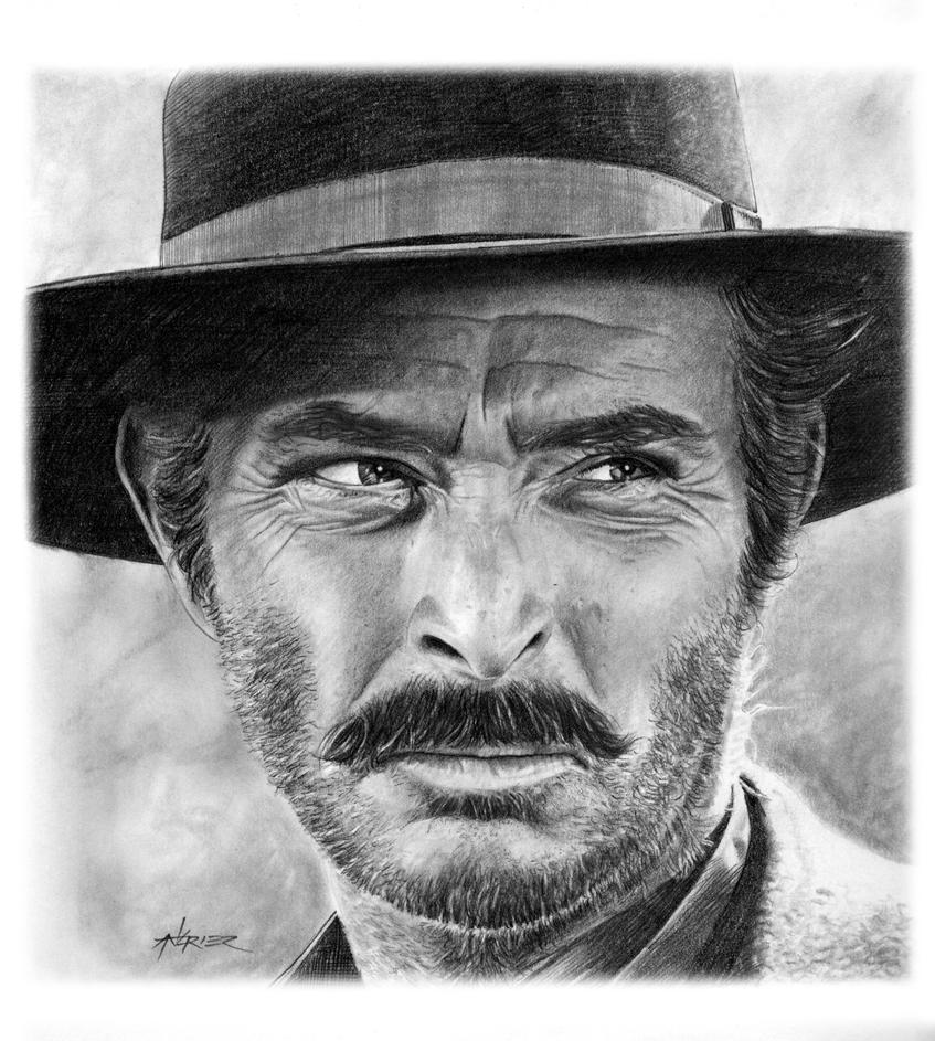 the Bad, Lee Van Cleef by ajgrier on DeviantArt