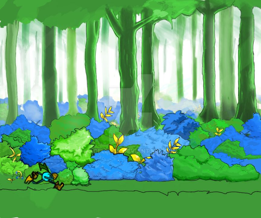 Background 3rd draft by Aceleeon