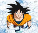 Goku: Ready to Fight!