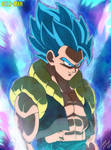 Gogeta: Super Saiyajin Blue