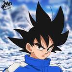 Shintani's Goku by Yuya Takahashi