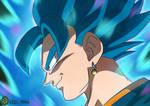 Vegito: Super Saiyajin Blue
