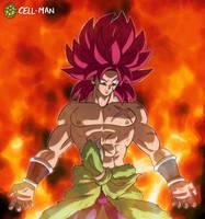 Broly: Super Saiyajin God