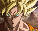 Goku: SSJ [DBZ]