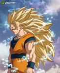 Goku: Super Saiyajin 3