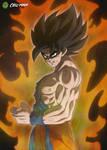 Goku: Ikari (Wrath Form)