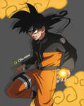 Goku: Naruto Version