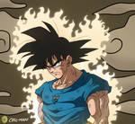Pissed Off Goku