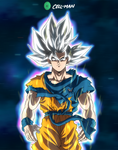 Goku: Mastering Ultra Instinct
