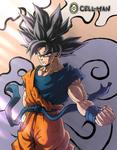 Goku: Ultra Instinct -Omen-