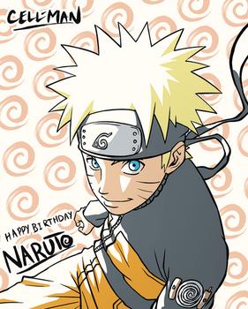 Naruto's Birthday 2019
