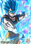Gohan: Super Saiyajin Blue