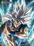 Ultra Instinct Goku Vs. Moro