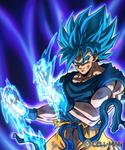 Goku: Super Saiyajin Blue