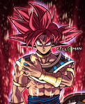 God of Destruction Goku