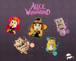Alice in wonderland FIMO