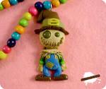 FIMO - Scarecrow Wizard of OZ