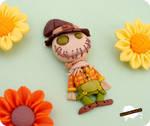 FIMO - Scarecrow Special