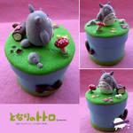 FIMO - Totoro box