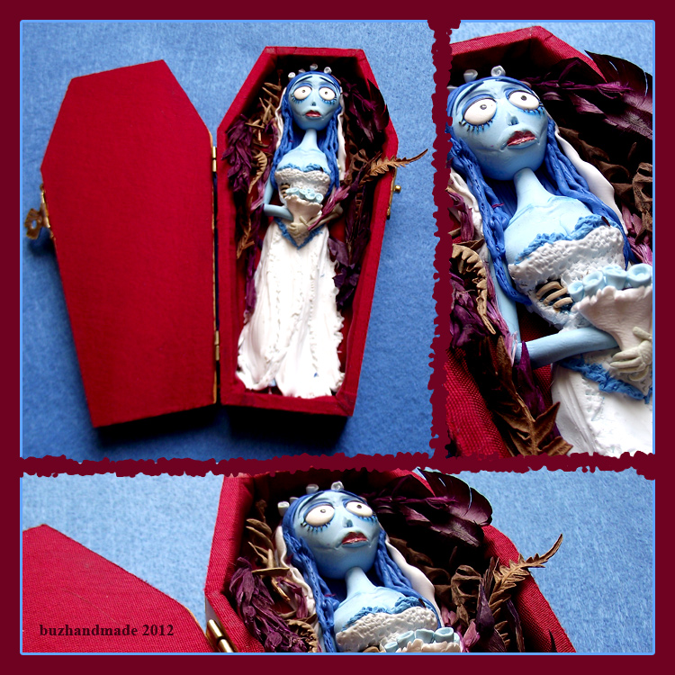 Corpse Bride - New Style by buzhandmade
