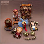LABYRINTH clay collection ONLINE!