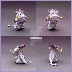 BewilderBeast mini Dragon Fanart HTTYD2