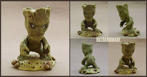 Guardians of the Galaxy - GROOT SD