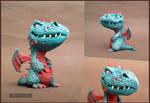 Dragon #46 - Buzhandmade