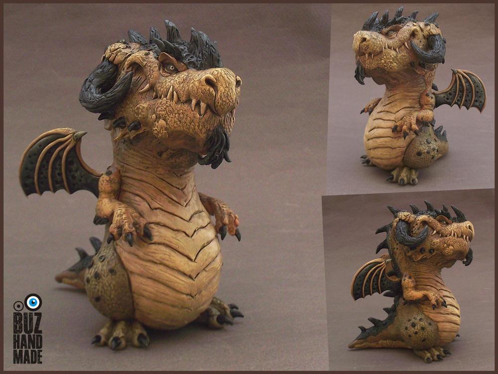 Sand Battle Dragon