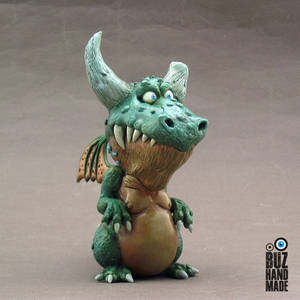 Pablo! The proud Dragon