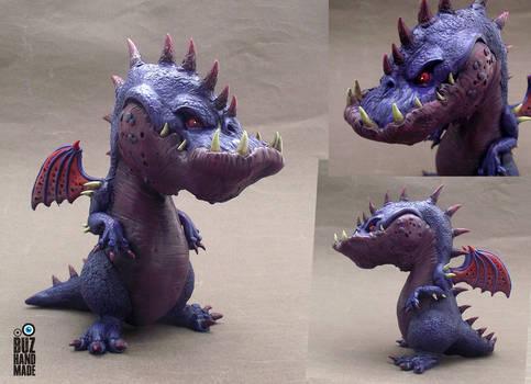 Violet Death Dragon