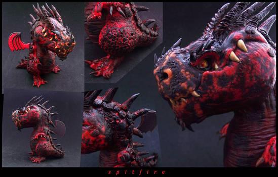 Spitfire Dragon