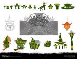 OZMANIA - Architecture Explorations
