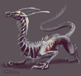 creature design by Cibana
