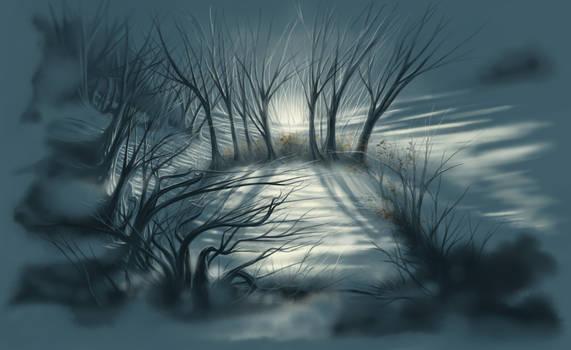 Last snow