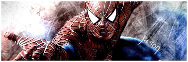 Spiderman Signature by mudjosh