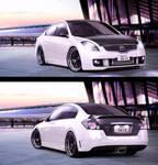 Nissan Altima Decepticon