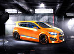 Chevy RS concept Rendering