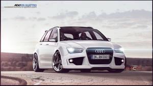 Audi RS4 Concept 2015 By Glacius