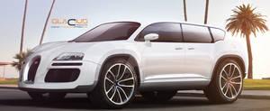 Bugatti Veyron SUV