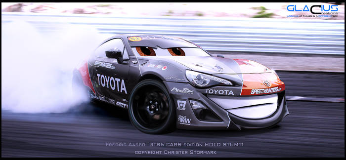 Fredric Aasbo  GT86 CARS Edition Drift Version