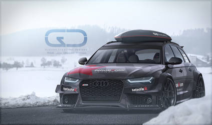 Audi RS6 | Jon Olsson Edition | GlaciusRS6 final
