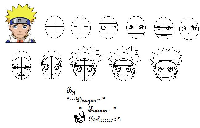 how to draw naruto by xXErinDragonXx on DeviantArt