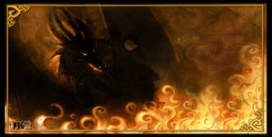 Cynder the black dragon