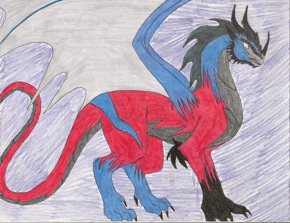 Optimus Prime Dragon by bdehkte