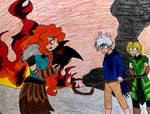 They have Hiccup and Toothless by bdehkte